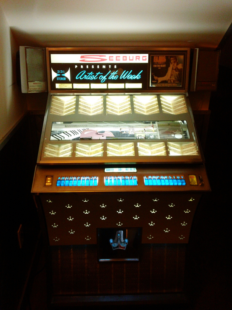 Back in the Day: Jukebox