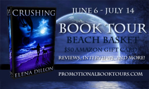 Crushing Blog Tour