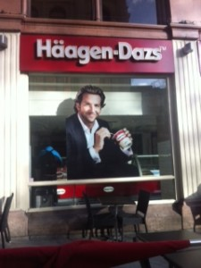Bradley Cooper HD London