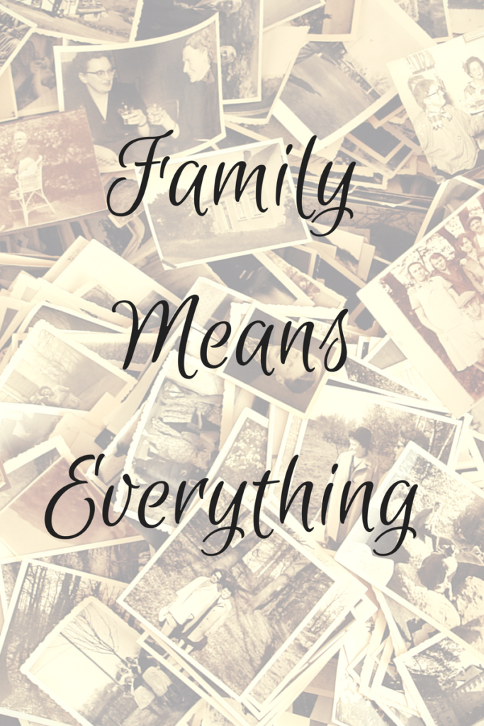 Heroes: Family Means Everything