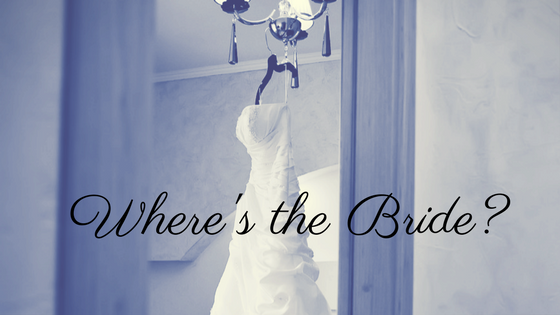 Where Is The Bride?